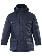 00510-620-01 Parka Jacket - navy