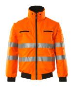 00535-880-14 Pilot Jacket - hi-vis orange