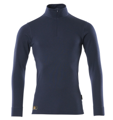 00596-380-01 Functional Under Shirt - navy