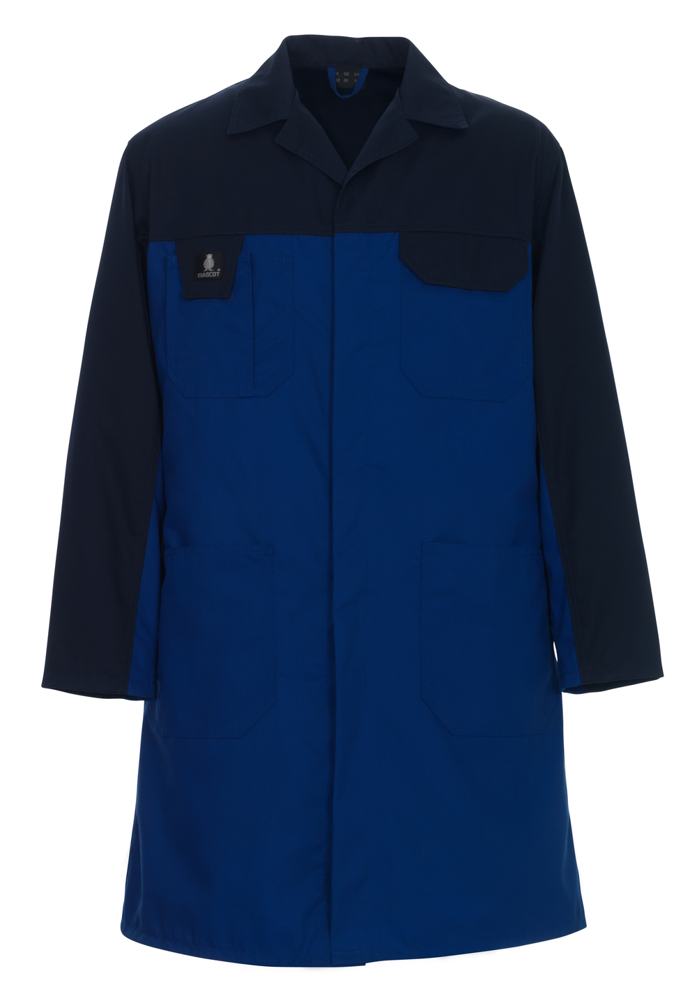 00959-330-1101 Warehouse Coat - royal/navy