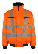 05020-660-14 Pilot Jacket - hi-vis orange
