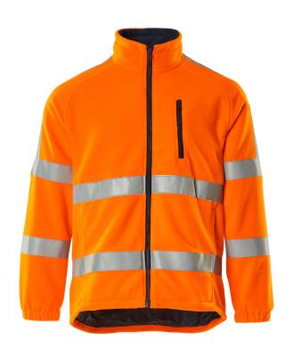 05242-125-14 Fleece Jacket - hi-vis orange