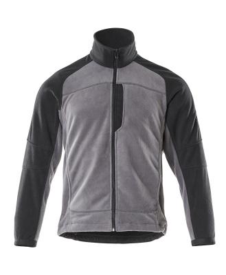 06042-137-8889 Fleece Jacket - anthracite/black