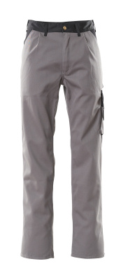 06279-430-8889 Trousers with thigh pockets - anthracite/black