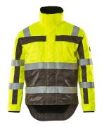 07223-880-17888 Winter Jacket - hi-vis yellow/anthracite