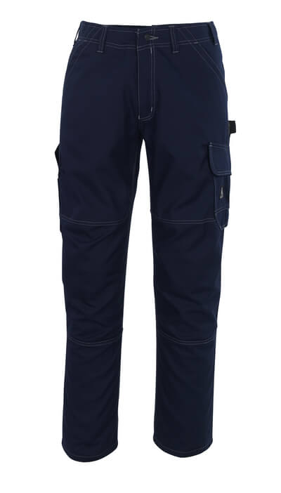 08679-154-09 Trousers with thigh pockets - black