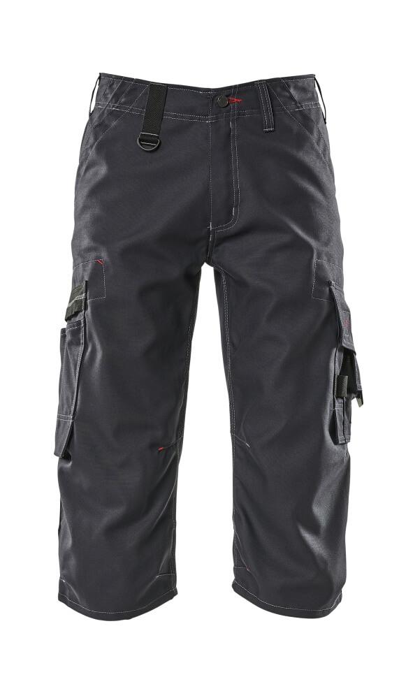 09249-154-010 ¾ Length Trousers - dark navy