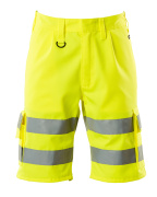 10049-470-17 Shorts - hi-vis yellow