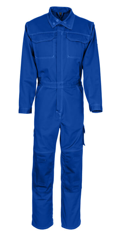10519-442-010 Boilersuit with kneepad pockets - dark navy
