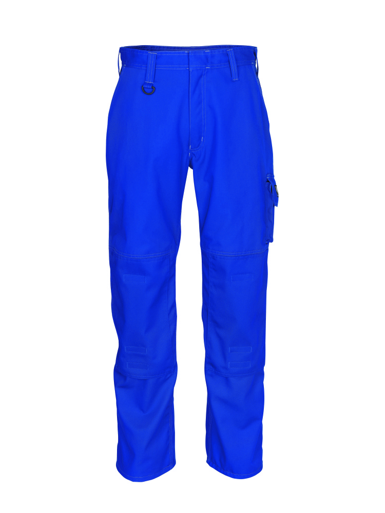 10579-442-11 Trousers with kneepad pockets - royal