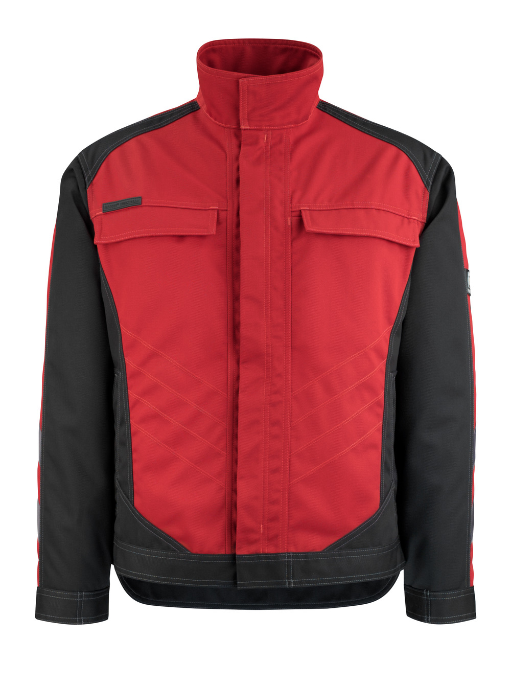 12009-203-0209 Jacket - red/black