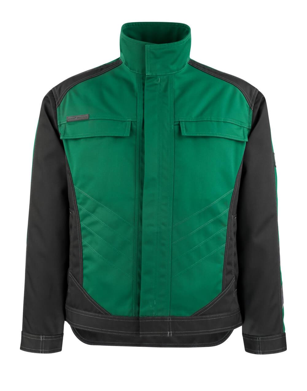 12009-203-0309 Jacket - green/black