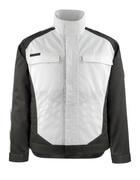 12009-203-0618 Jacket - white/dark anthracite