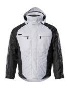 12035-211-0618 Winter Jacket - white/dark anthracite