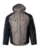 12035-211-1809 Winter Jacket - dark anthracite/black
