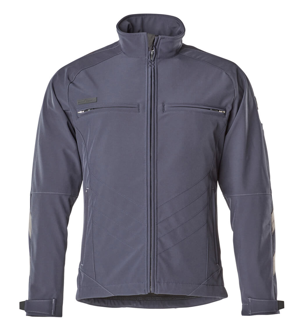 12102-149-010 Softshell Jacket - dark navy
