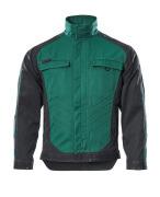 12209-442-0309 Jacket - green/black