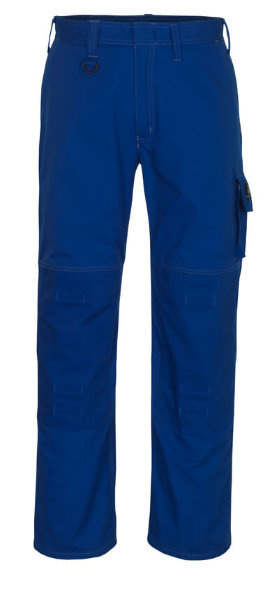13179-430-11 Trousers with kneepad pockets - royal