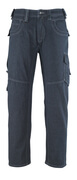 13379-207-B52 Jeans with thigh pockets - denim blue