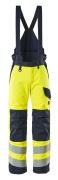 13892-217-17010 Winter Trousers - hi-vis yellow/dark navy