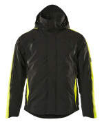 15035-222-0917 Winter Jacket - black/hi-vis yellow