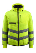 15515-249-1709 Jacket - hi-vis yellow/black