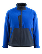 15702-253-1809 Softshell Jacket - dark anthracite/black