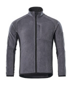 16003-302-88809 Fleece Jacket - anthracite/black
