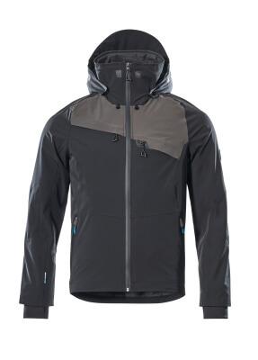 17001-411-01009 Outer Shell Jacket - dark navy/black