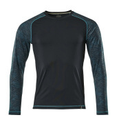 17281-944-09 T-shirt, long-sleeved - black