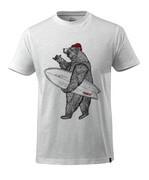 17982-983-06 T-shirt - white