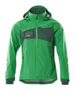 18001-249-33303 Outer Shell Jacket - grass green/green