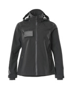 18011-249-09 Outer Shell Jacket - black