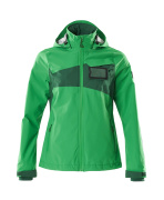 18011-249-33303 Outer Shell Jacket - grass green/green