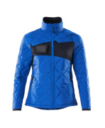 18025-318-91010 Jacket - azure blue/dark navy