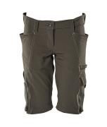 18044-511-18 Shorts - dark anthracite