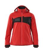 18045-249-20209 Winter Jacket - traffic red/black