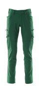18279-511-03 Trousers with thigh pockets - green