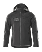 18301-231-09 Outer Shell Jacket - black
