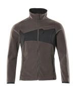 18303-137-1809 Fleece Jacket - dark anthracite/black