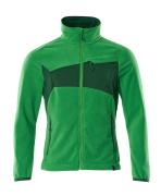 18303-137-33303 Fleece Jacket - grass green/green