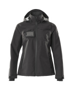 18311-231-09 Outer Shell Jacket - black
