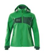 18311-231-33303 Outer Shell Jacket - grass green/green