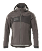 18335-231-1809 Winter Jacket - dark anthracite/black
