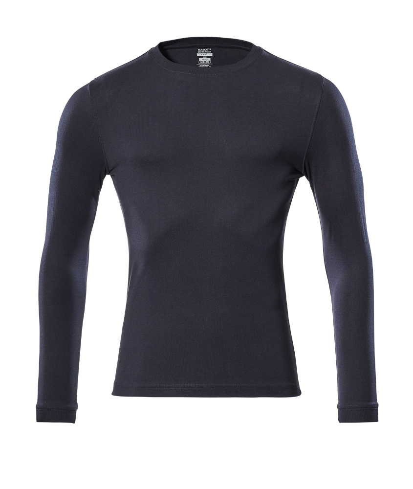 18581-965-010 T-shirt, long-sleeved - dark navy