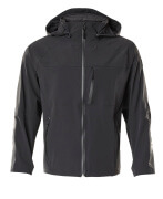 18601-411-09 Outer Shell Jacket - black
