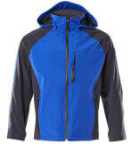 18601-411-11010 Outer Shell Jacket - royal/dark navy