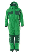 18919-231-33303 Snowsuit for children - grass green/green