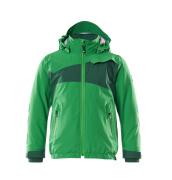 18935-249-33303 Winter Jacket for children - grass green/green