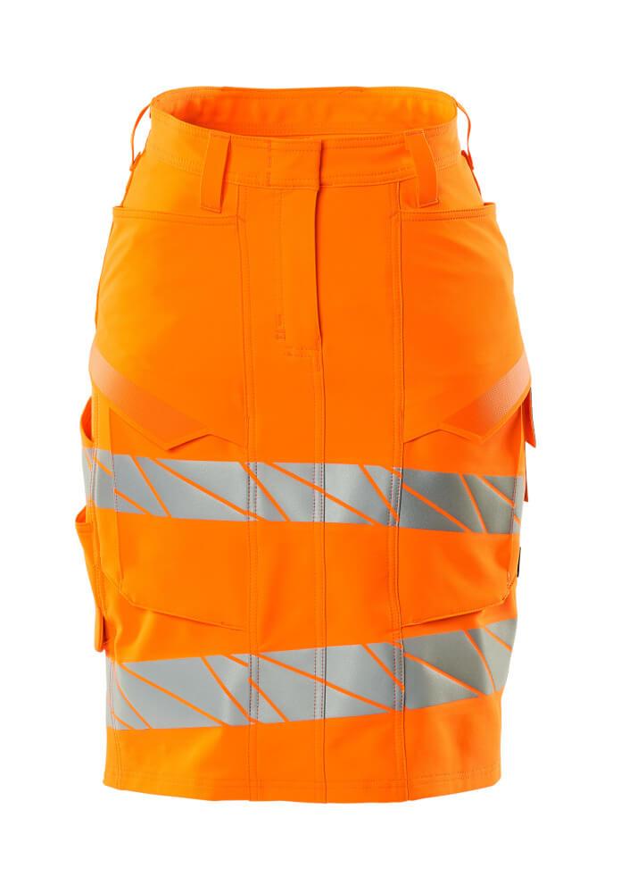 19244-711-14 Skirt - hi-vis orange